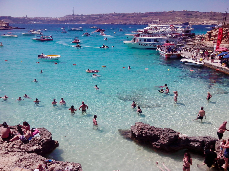 IELS Malta Leisure Students Beach IMG 20130615 150023 me